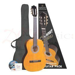Encore 1/2 size Classical Guitar Outfit